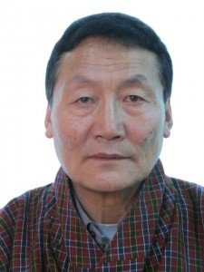 Dasho (Dr) Sonam Tenzin