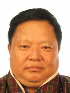 Dr. Dorji Wangchuk, Secretary